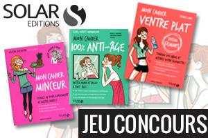 Jeu Concours SOLAR Editions