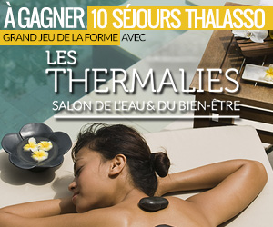 Jeu Concours Les Thermalies 2015