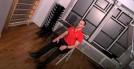 Sport au bureau: musclez vos fesses!