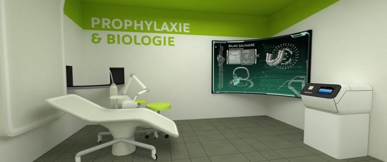 A quoi ressemblera le cabinet du dentiste en 2030 ?