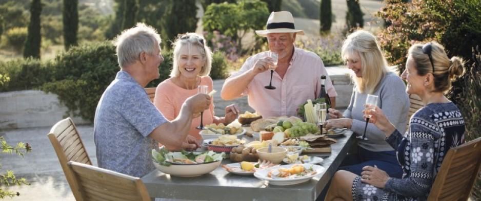 Santé : les amis, plus importants que la famille ?