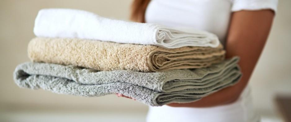 Les serviettes de bain, un vrai nid à bactéries ?