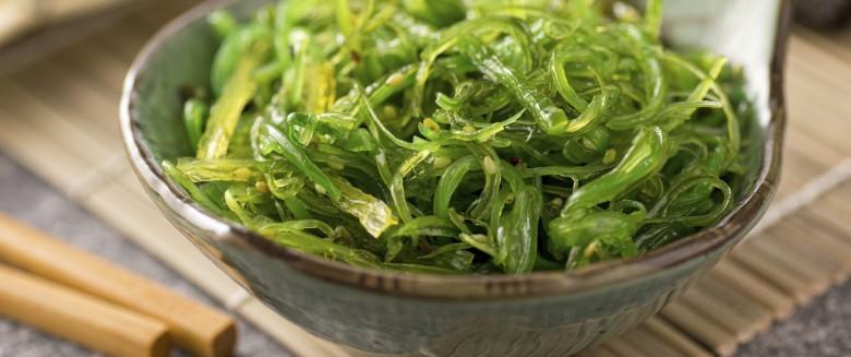 Les algues sont bonnes pour la santé