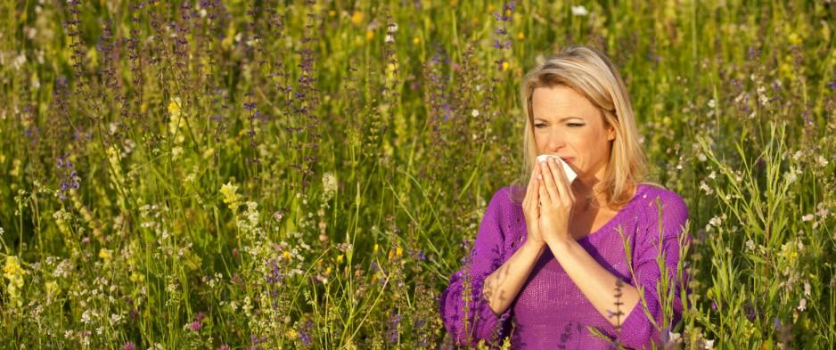 Allergique, et plus sensible aux infections virales : la double peine