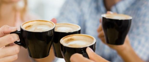 C'est confirmé, trois à quatre tasses de café par jour c'est bon pour la santé