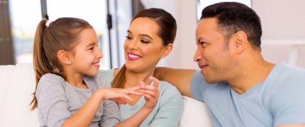 Parents : une technique pour éviter que votre enfant vous interrompe