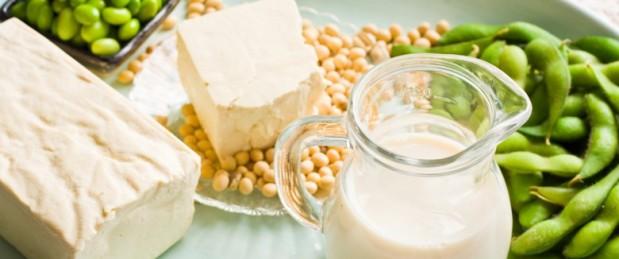 Allergie au soja, une allergie émergente