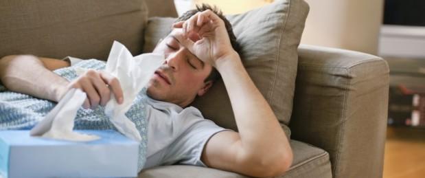 Pourquoi les hommes se plaignent-ils autant lorsqu'ils ont une grippe ?