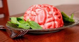 La cervelle, on n'aime pas ça mais c'est bon pour la santé !