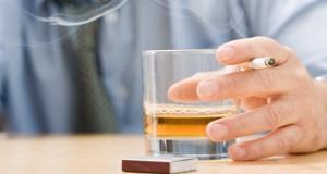 Pour bien vieillir, évitez les fortes doses d'alcool et de tabac