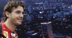 Jules Bianchi avant son accident