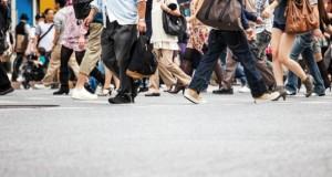 Obésité: des inégalités dangereuses au niveau mondial dans les pas quotidiens