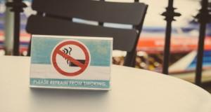 """""""Ma terrasse sans tabac"""": profiter des espaces de restauration extérieurs sans subir la fumée du tabac"""