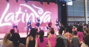 La Latinva, moitié danse et moitié gym