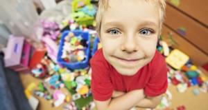 Comment les jouets peuvent affecter la créativité d'un enfant