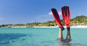 A la mer, musclez-vous avec des palmes !