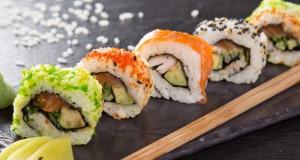 Comment faire des sushis proprement ?