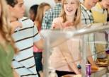 Lycéens : 40 % mangent avec moins de 5 euros par jour