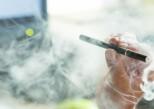 L'utilisation fréquente d'une e-cigarette aide au sevrage tabagique