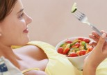 Alimentation et grossesse : l'occasion de manger plus équilibré ?