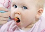 Alimentation : les bébés régressent