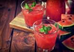 Contre la cellulite, buvez de l'eau de pastèque