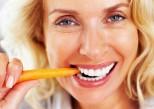 4 aliments qui blanchissent les dents