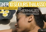 Jeu concours Thermalies 2015