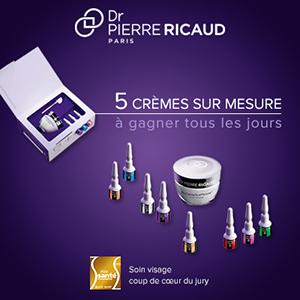 Santé Magazine vous fait gagner votre crème Dr Pierre Ricaud